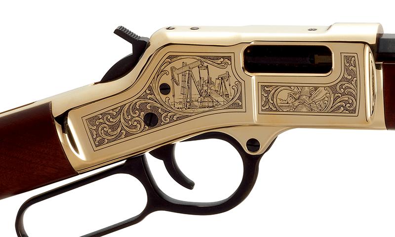American Oilman Rifle
