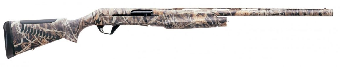 "Benelli Super Black Eagle II 12GA 26""  MAX-4 10107"