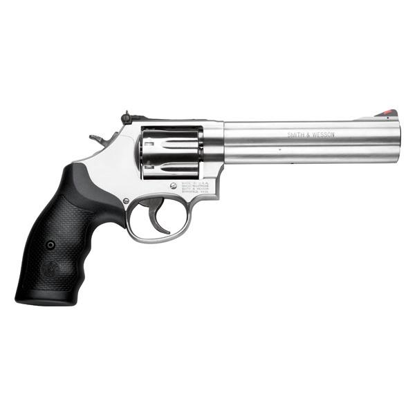 "Smith & Wesson Model 686 Plus Revolver 357 MAG 6"" 164198"
