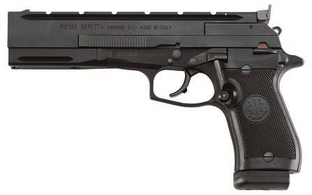 Beretta 87 Target 22LR Single Action Only J87T010