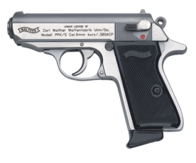 Walther PPK/S Stainless 380 ACP