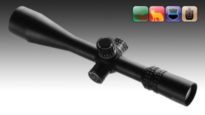 Nightforce NXS 3.5-15×50 Zerostop NP-R1 Riflescope C133