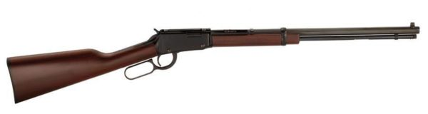 Henry Lever Action Octagon Frontier Rifle 22LR H001T