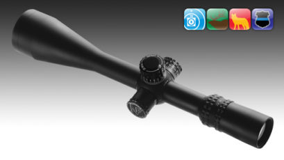Nightforce NXS 5.5-22×56 Zerostop MOARF2 Riflescope C434