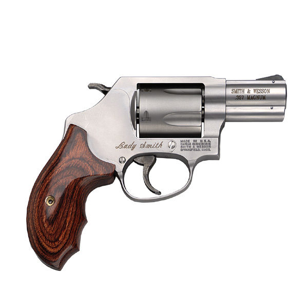 Smith & Wesson Model 60 LS Ladysmith 357 MAG Revolver 162414