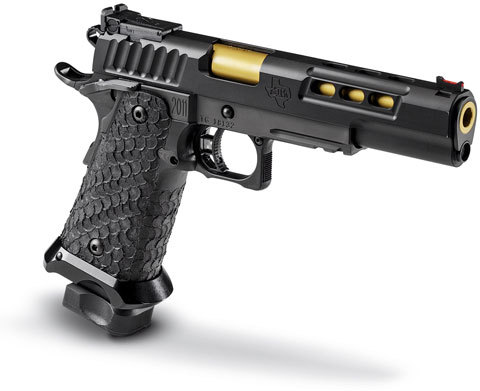 "STI International DVC 3 GUN 9MM 5.4"""
