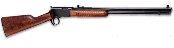 Henry Pump Action Octagon Rifle 22LR H003T