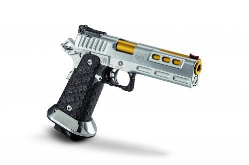 STI International DVC Limited Island 40 S&W 5.0