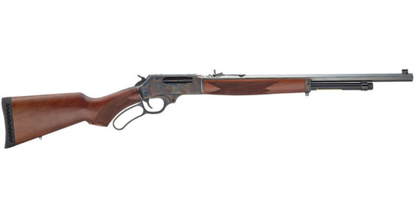 Henry Repeating Arms Color Case Hardened .45-70 Lever Action Heirloom Rifle