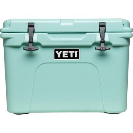 YETI Tundra 35 Limited Edition Seafoam Cooler