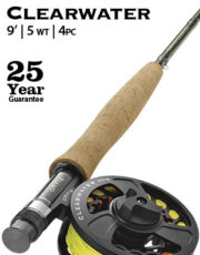Clearwater 5-weight 9' Fly Rod