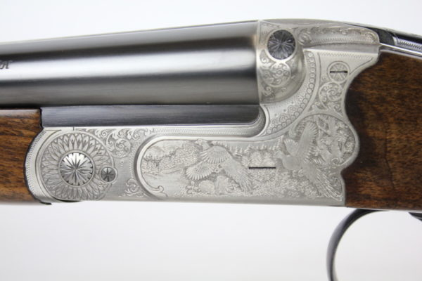 Merkel 280EL Side By Side Shotgun 28GA 28""