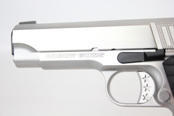 Cabot Guns S103 Limited Commander 1911 Style 45ACP