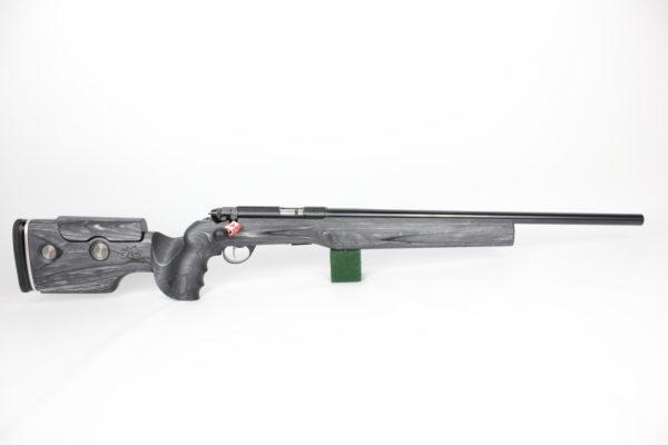 "Anschutz 1710 HB GRS Hybrid 22LR Heavy Barrel 23"" w/ Match Trigger"