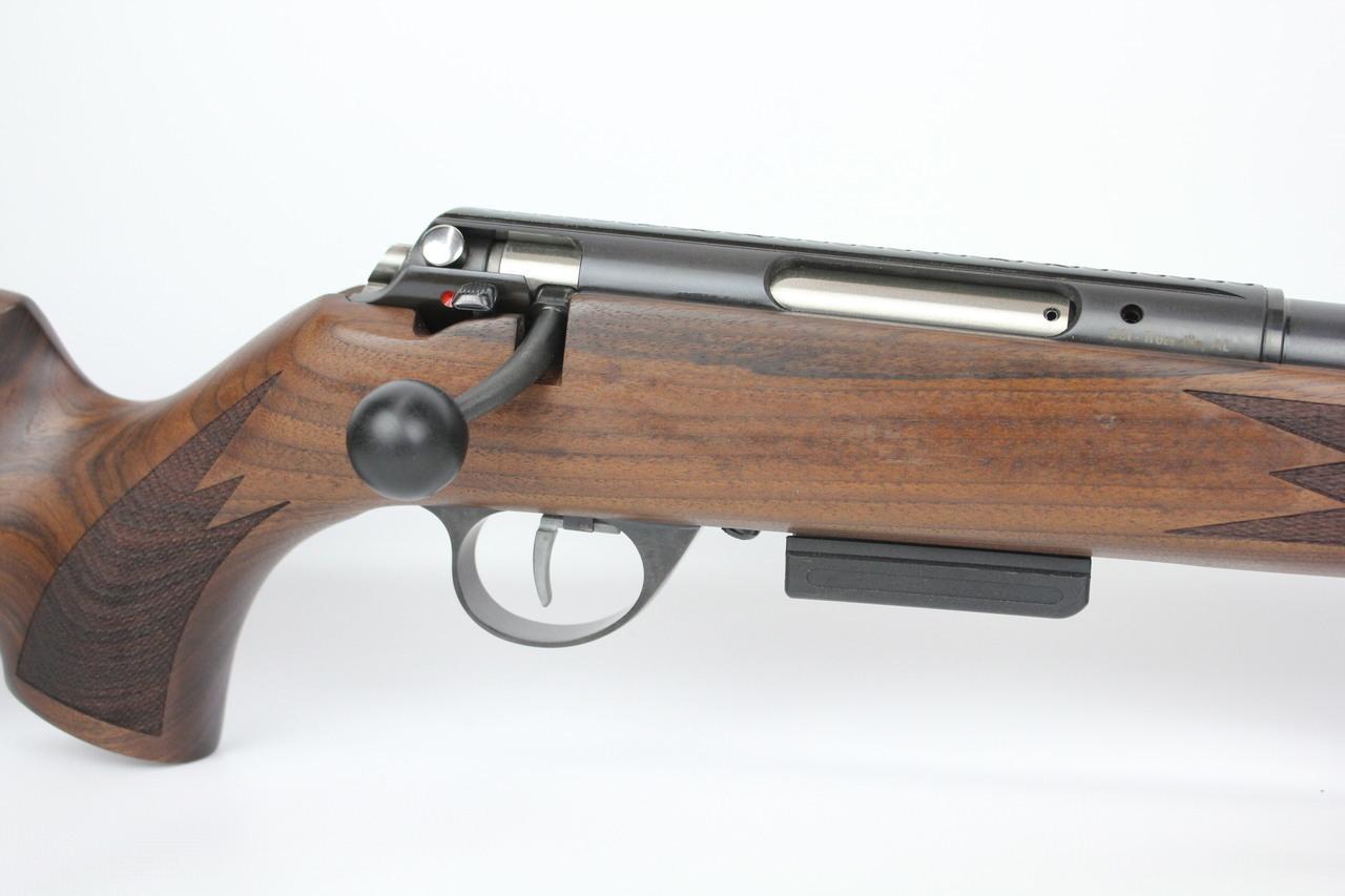 """Anschutz 1771 D Walnut German Stock 222 REM 22"""""""