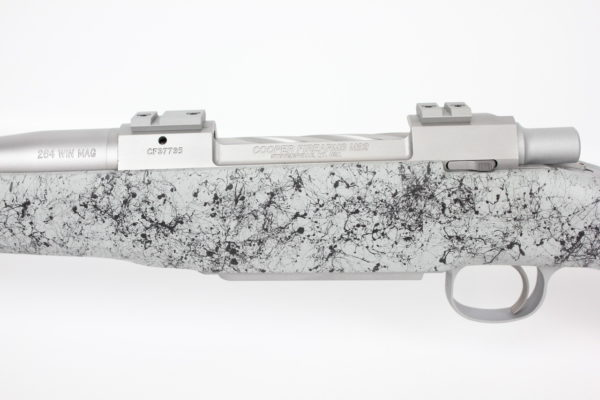 Cooper Firearms Model 92 Backcountry 264 WIN MAG Grey