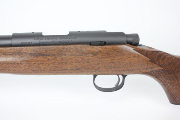 Cooper Firearms Model 57 Jackson Squirrel 22LR Fluted