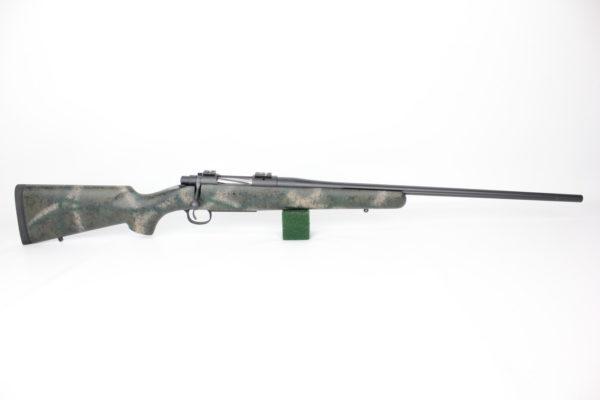 Cooper Firearms Model 54 Excalibur 6.5 Creedmoor Dark Timber Camo