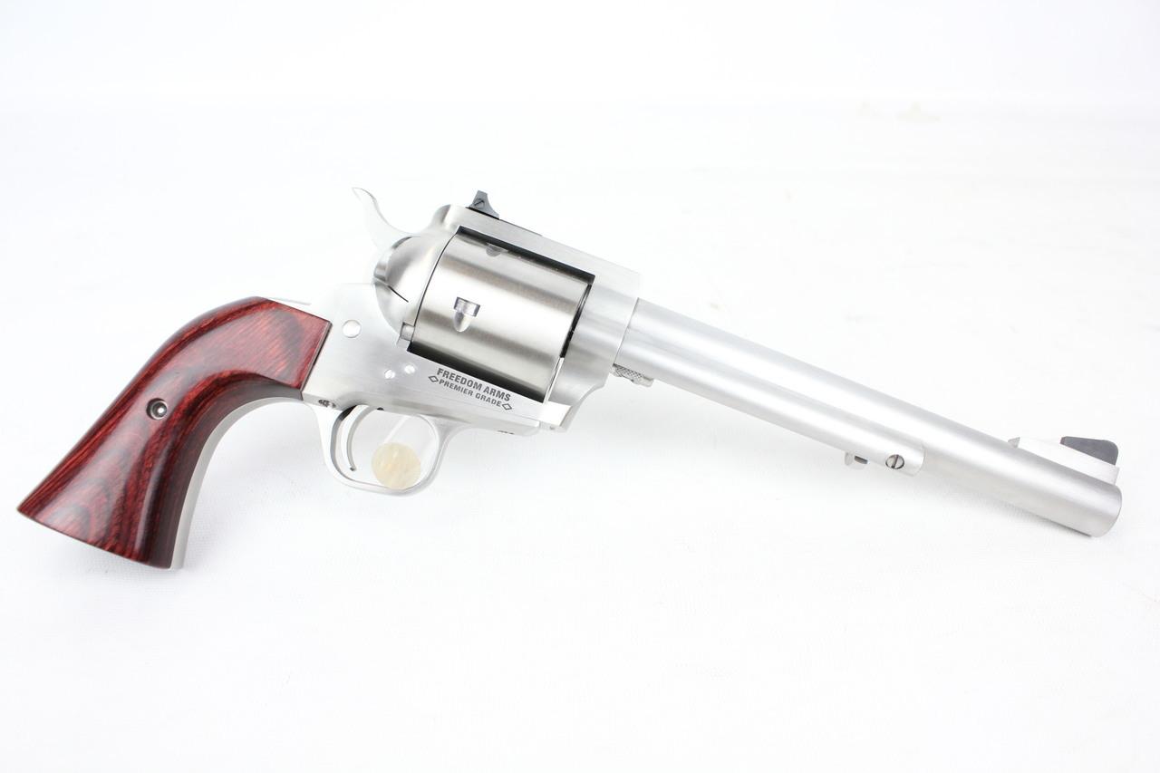 "Freedom Arms Model 83 Premier Grade 454 Casull 7.5"""