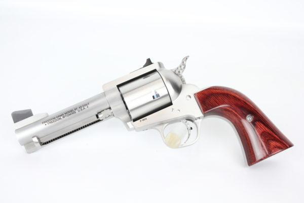 """Freedom Arms Model 97 Premier Grade 45 Colt 4.25"""" Upgrades"""