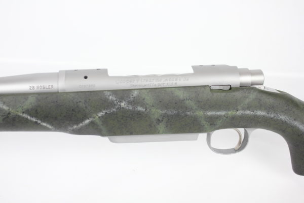 Cooper Firearms Model 52 Timberline 28 Nosler