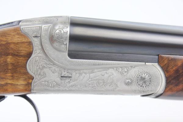 """Merkel 147EL Side By Side Shotgun 20GA 28"""""""