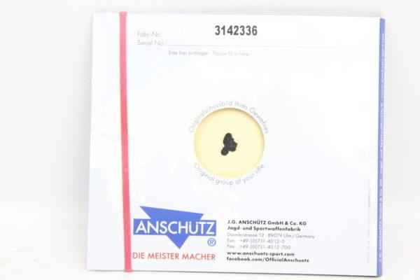 Anschutz 2013 / 690A Benchrest BR-50 22LR