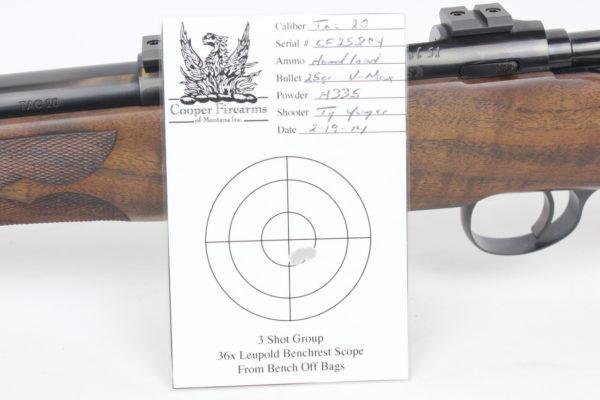 Cooper Firearms Model 51 Custom Classic 20 Tactical w/ extras