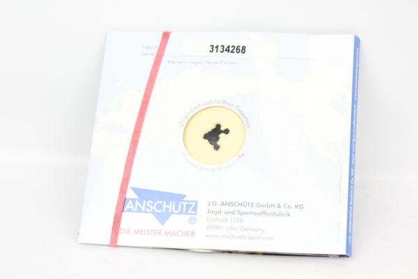 Anschutz 1416 HB 64R Stock w/ 2 Stage Trigger 22LR