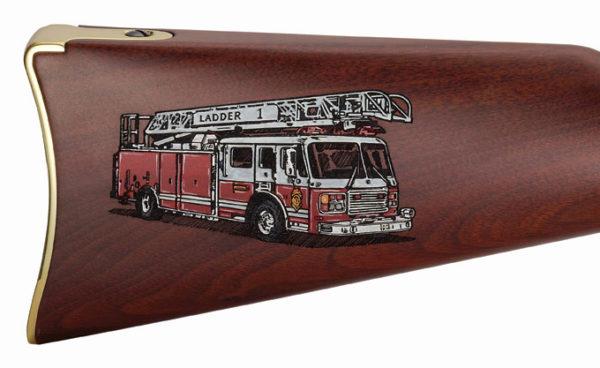 Henry Golden Boy Firefighter Tribute Edition 22 LR H004FM