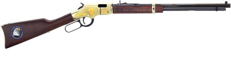 Henry Golden Boy Law Enforcement Tribute Edition 22 LR H004LE