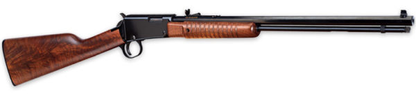 Henry Pump Action Octagon Rifle 22 Mag H003TM