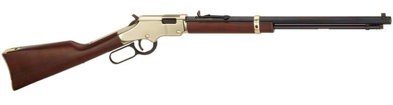 Henry Golden Boy Rifle 17HMR H004V