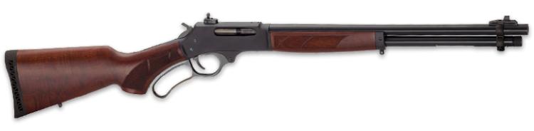Henry .30/30 Steel w/ Round Barrel Rifle H009