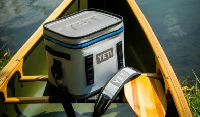 YETI Hopper Flip 12 Cooler Fog Gray