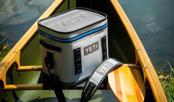 YETI Hopper Flip 12 Cooler Fog Gray