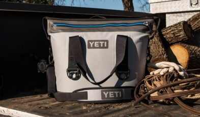 YETI Hopper Two 20 Fog Gray
