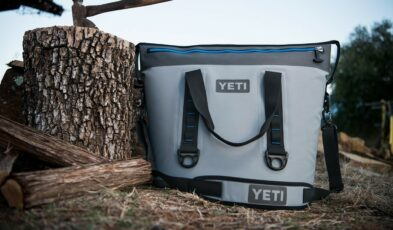 YETI Hopper Two 40 Fog Gray