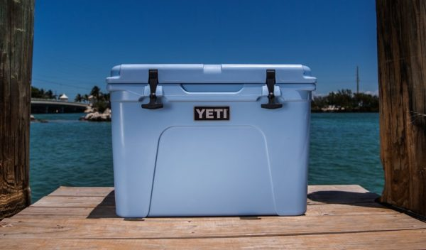 YETI Tundra 50 Ice Blue
