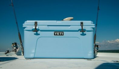 YETI Tundra 65 Ice Blue