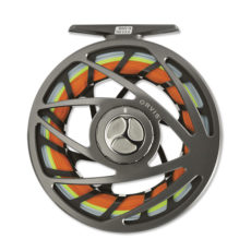 Orvis Mirage Reel Pewter