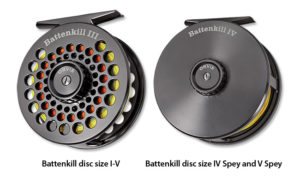 Battenkill Disc Reels