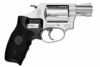 Smith & Wesson Model 637 Crimson Trace Lasergrip