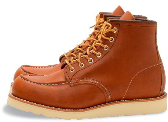 Red Wing Classic Moc 875