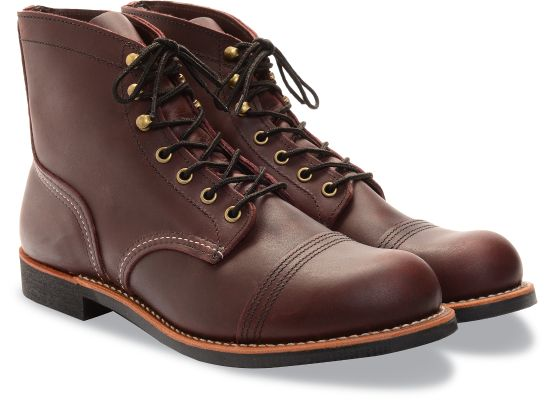 Red Wing Iron Ranger 8119