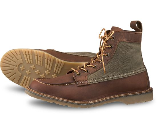 Red Wing Wacouta 3335