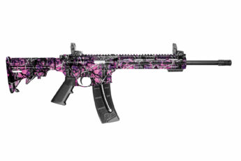 Smith & Wesson M&P15-22 Sport M-LOK Muddy Girl