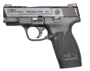 Smith & Wesson Performance Center Ported M&P45 Shield