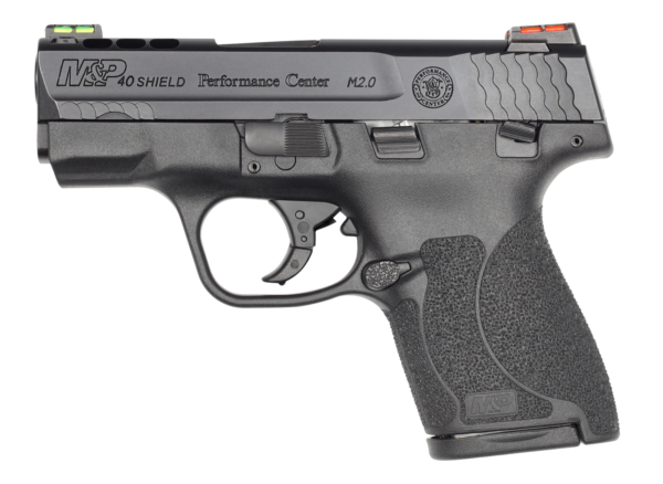 Smith & Wesson Performance Center Ported M&P40 Shield M2.0