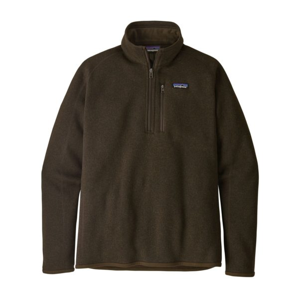 Patagonia Men's Better Sweater 1/4-Zip Fleece